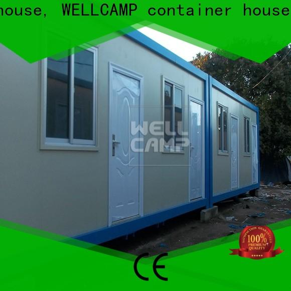 mobile steel container houses wholesale for goods