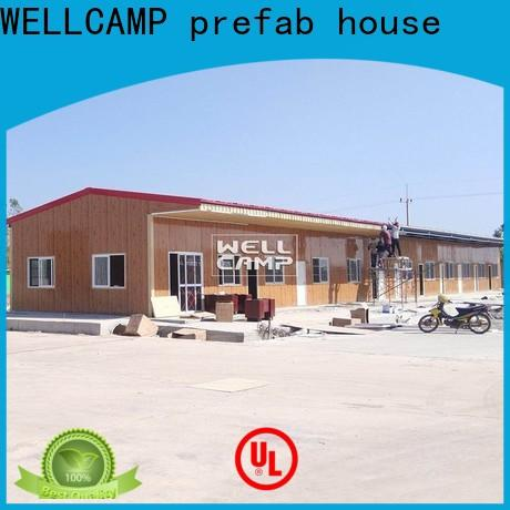 WELLCAMP, WELLCAMP prefab house, WELLCAMP container house prefab houses for sale building for dormitory