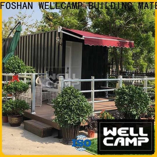 WELLCAMP, WELLCAMP prefab house, WELLCAMP container house prefab shipping container homes apartment for sale
