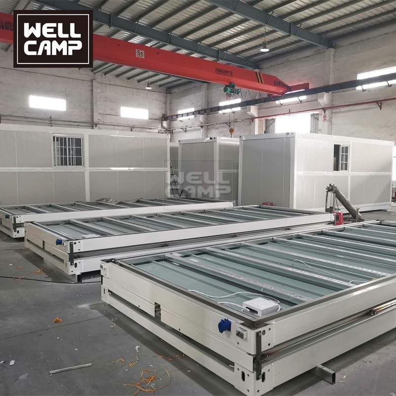 product-WELLCAMP, WELLCAMP prefab house, WELLCAMP container house-2021 Portable Mobile 20Ft Prefab F