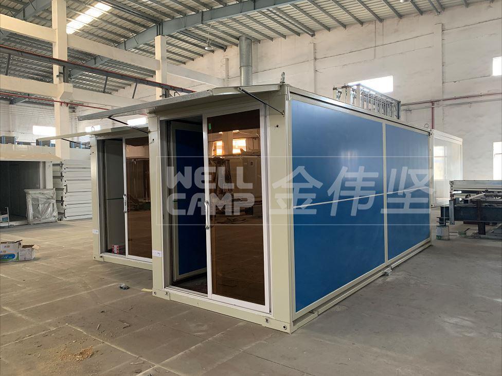 news-WELLCAMP, WELLCAMP prefab house, WELLCAMP container house-img-1