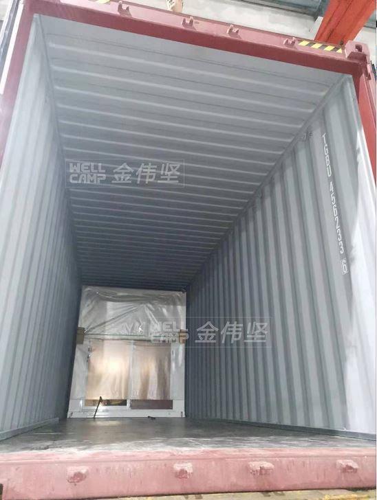 news-WELLCAMP, WELLCAMP prefab house, WELLCAMP container house-Luxury Expandable Container House-img-2