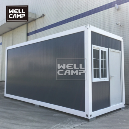 news-6 Applications Flat Pack Container House Capable Of-WELLCAMP, WELLCAMP prefab house, WELLCAMP c