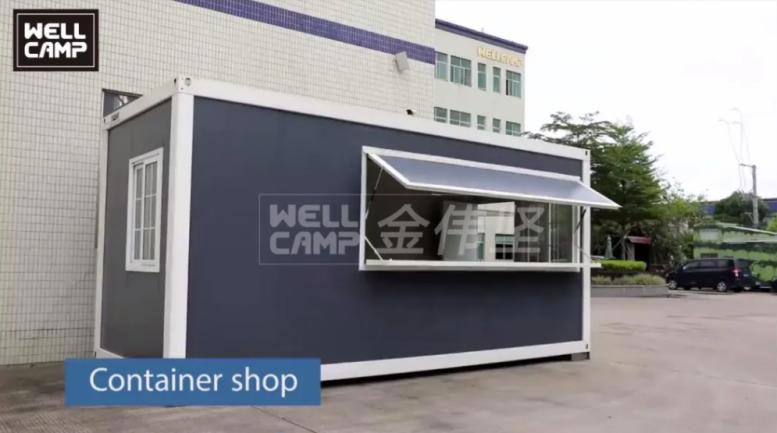 news-WELLCAMP, WELLCAMP prefab house, WELLCAMP container house-img