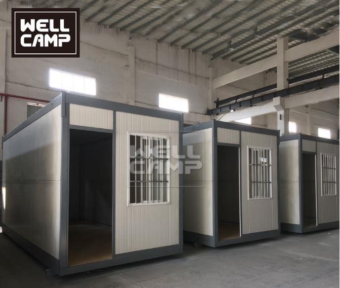 news-Prefab House for Earthquake Relief-WELLCAMP, WELLCAMP prefab house, WELLCAMP container house-im