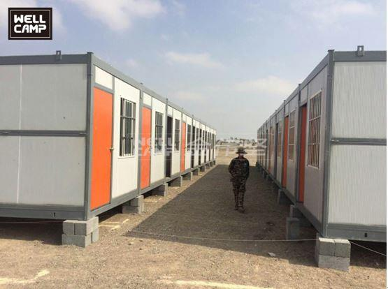 news-Prefab House for Earthquake Relief-WELLCAMP, WELLCAMP prefab house, WELLCAMP container house-im-1
