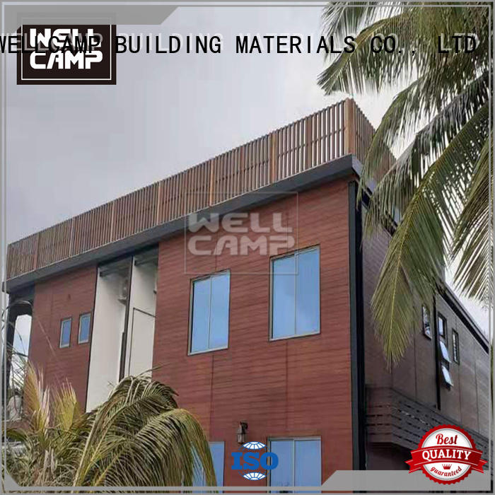 concrete concrete modular house wholesale for sale