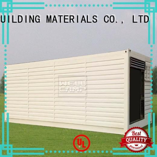 WELLCAMP, WELLCAMP prefab house, WELLCAMP container house hot sale houses built out of shipping containers wholesale for living