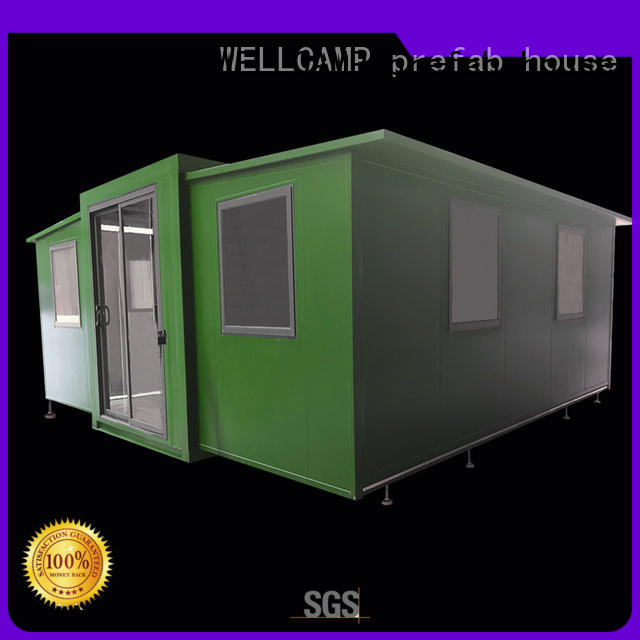 safe container shelter wholesale for living