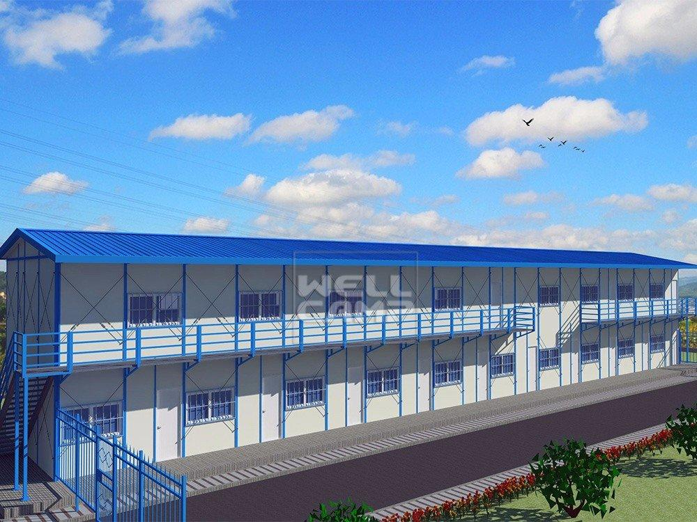 WELLCAMP, WELLCAMP prefab house, WELLCAMP container house-Best Widely Used Recyclable Materials Mobi-3