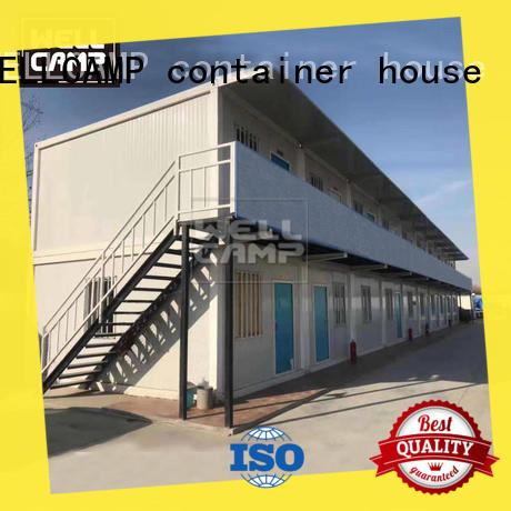 extended flat pack container house manufacturer online