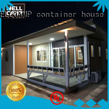 WELLCAMP, WELLCAMP prefab house, WELLCAMP container house high end homes made from shipping containers wholesale for hotel