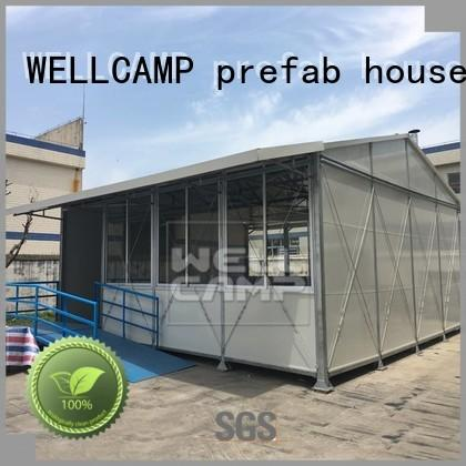 WELLCAMP, WELLCAMP prefab house, WELLCAMP container house prefab houses wholesale for office