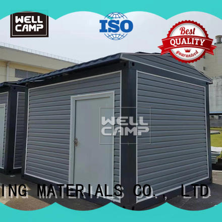 roof small container homes manufacturer online