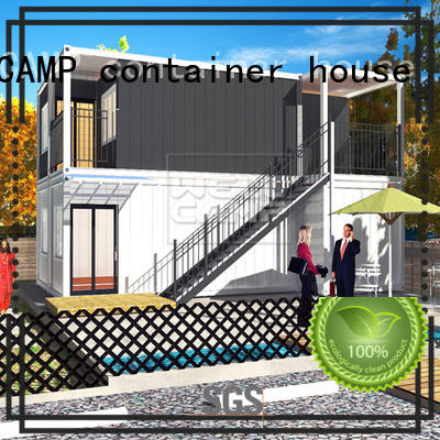 WELLCAMP, WELLCAMP prefab house, WELLCAMP container house eco friendly china villa housing manufacturers hot sale