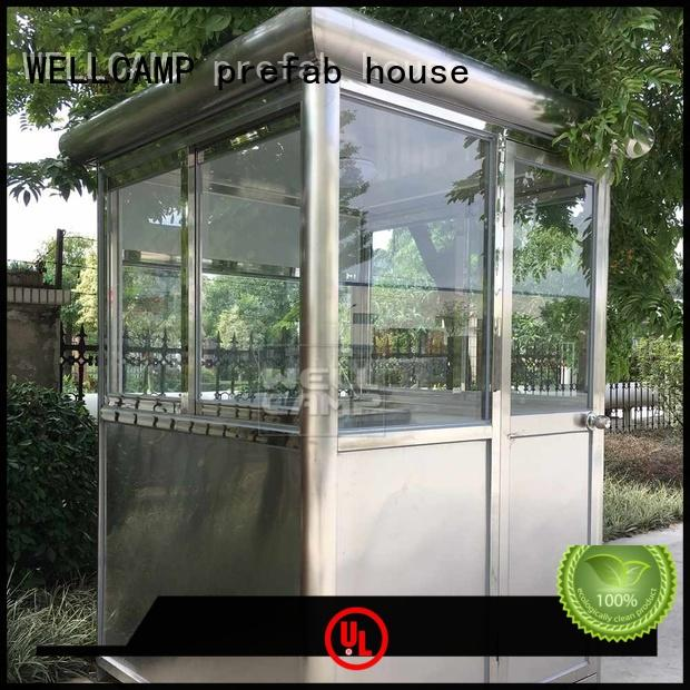 Wholesale sandwich security room WELLCAMP, WELLCAMP prefab house, WELLCAMP container house Brand