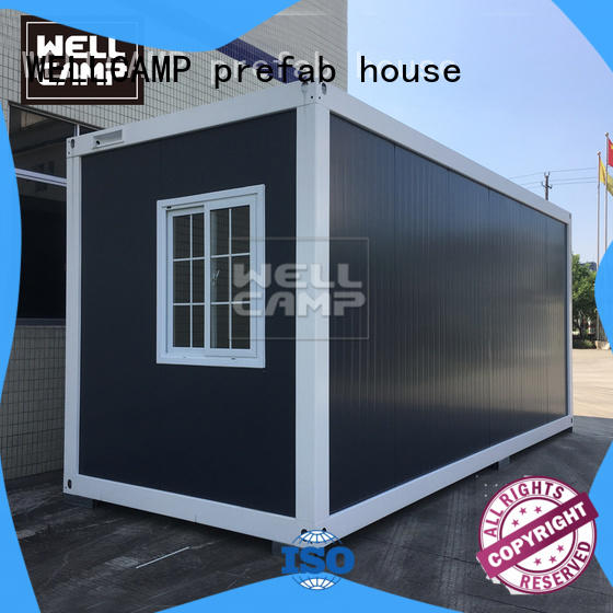 WELLCAMP, WELLCAMP prefab house, WELLCAMP container house wool best shipping container homes manufacturer wholesale