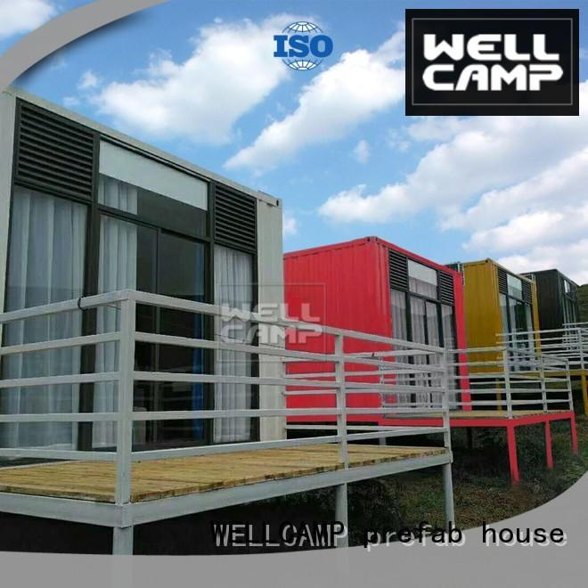eco friendly best shipping container homes resort for living