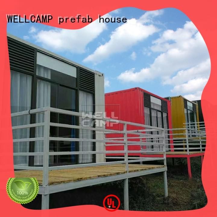 latest prefab shipping container homes resort for shop or store