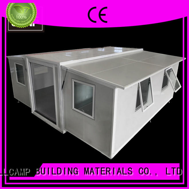 WELLCAMP, WELLCAMP prefab house, WELLCAMP container house container shelter wholesale for dormitory
