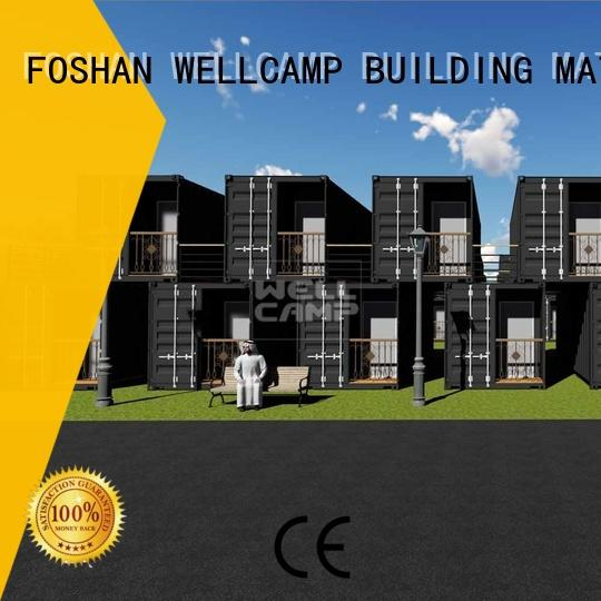 modify modern shipping container homes wholesale for shop or store