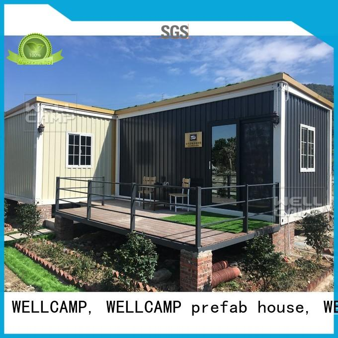 premade prefabricated luxury villa made in china wholesale for sale