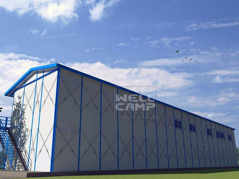 WELLCAMP, WELLCAMP prefab house, WELLCAMP container house-Best Widely Used Recyclable Materials Mobi-2