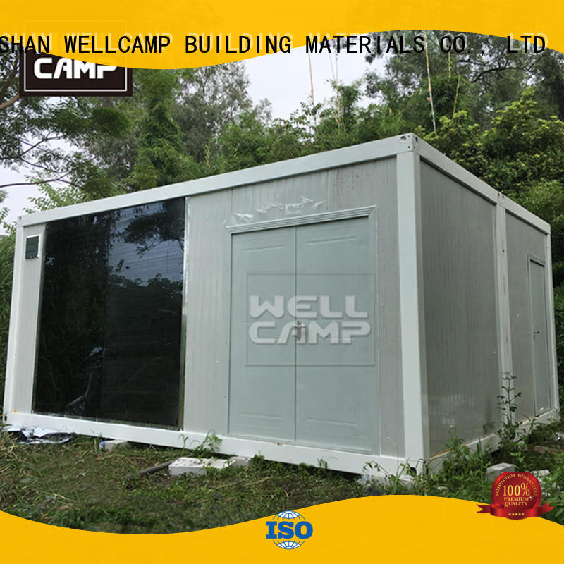 WELLCAMP, WELLCAMP prefab house, WELLCAMP container house wool flat pack shipping containers for sale wholesale