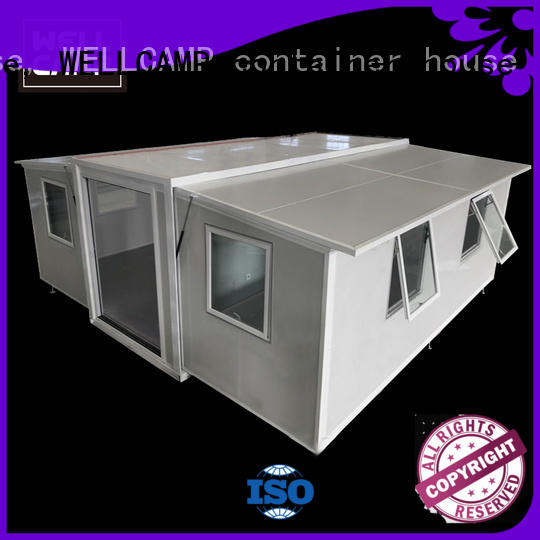 diy container home wholesale for dormitory WELLCAMP, WELLCAMP prefab house, WELLCAMP container house