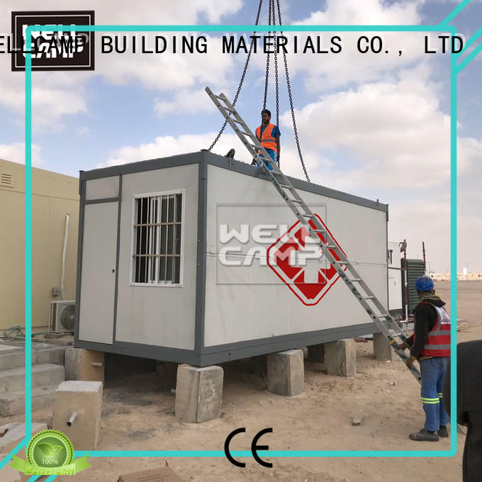 WELLCAMP, WELLCAMP prefab house, WELLCAMP container house steel container homes manufacturer wholesale