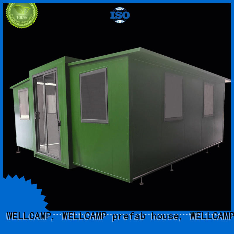 WELLCAMP, WELLCAMP prefab house, WELLCAMP container house container home ideas wholesale for apartment