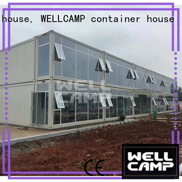 professional flat pack containers for sale safe for sale WELLCAMP, WELLCAMP prefab house, WELLCAMP container house