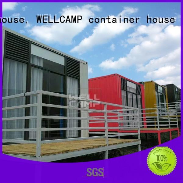 WELLCAMP, WELLCAMP prefab house, WELLCAMP container house modern shipping container homes wholesale for sale