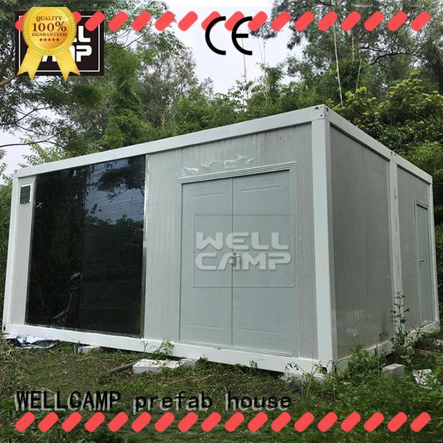 WELLCAMP, WELLCAMP prefab house, WELLCAMP container house shipping container house floor plans apartment for sale