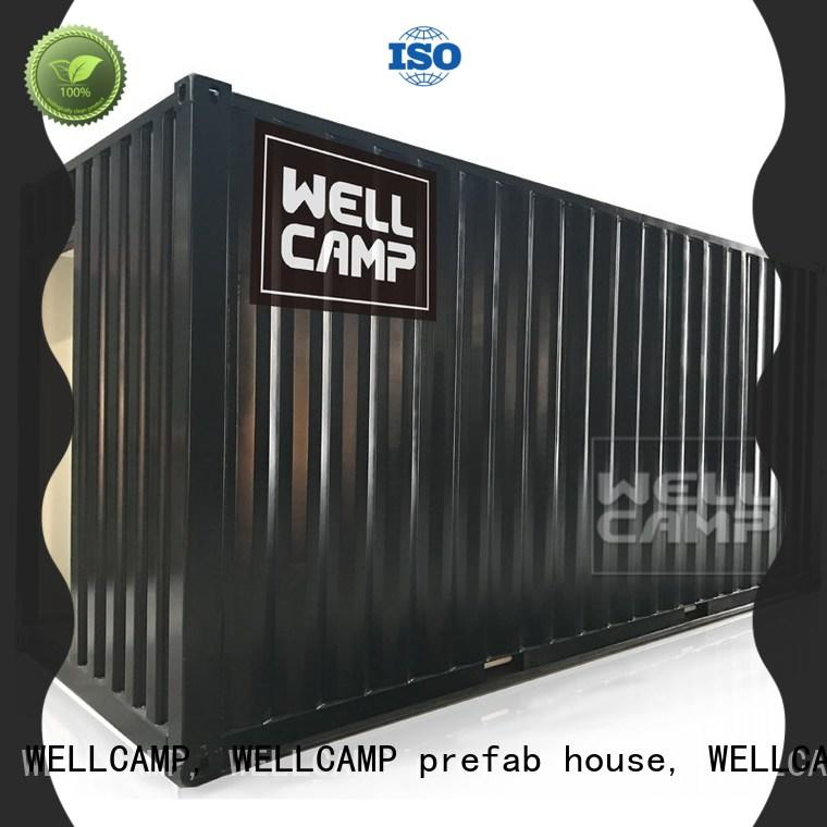two story shipping container homes for villa WELLCAMP, WELLCAMP prefab house, WELLCAMP container house