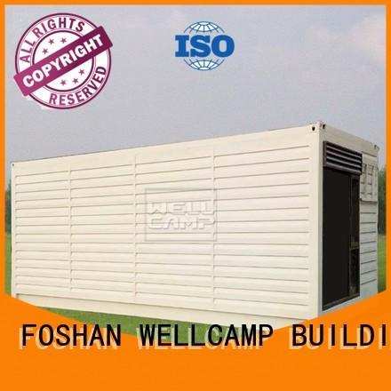 WELLCAMP, WELLCAMP prefab house, WELLCAMP container house portable shipping container house for sale apartment for hotel